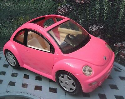 barbie vw volkswagen beetle plus puppe bjp37 neu. Black Bedroom Furniture Sets. Home Design Ideas