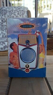 Beach Boy Boxed Transistor Novelty Radio Excellent Condition