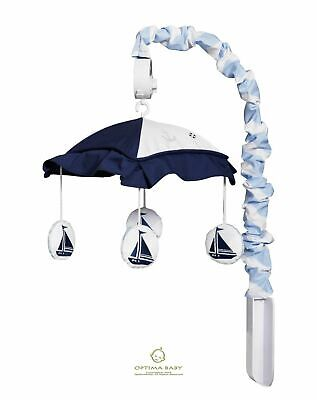 OptimaBaby Nautical Explorer Sailor Musical Mobile