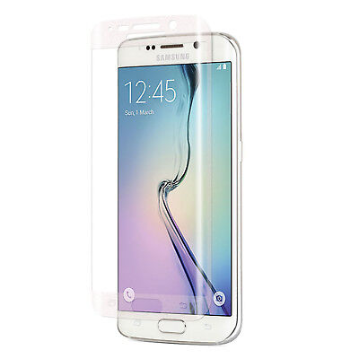 For Samsung Galaxy S6 Edge Plus Temper Glass Full Cover Curved Screen Protector