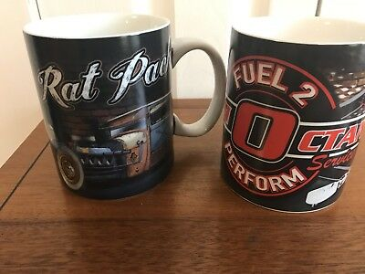 Snap-On High Octane 2 mug collectors New Without Box