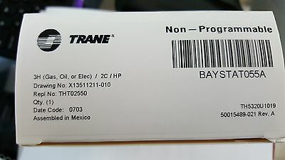 Trane Non-Programmable Thermostat Th5320U1019-(Baystat055A)