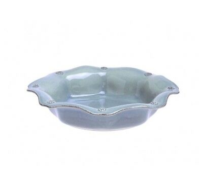 Set of 6 Juliska Berry And Thread Pasta/Soup Bowl - Ice Blue