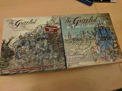 At Your Orders The Grizzled Card Game Expansion COL GRZ002