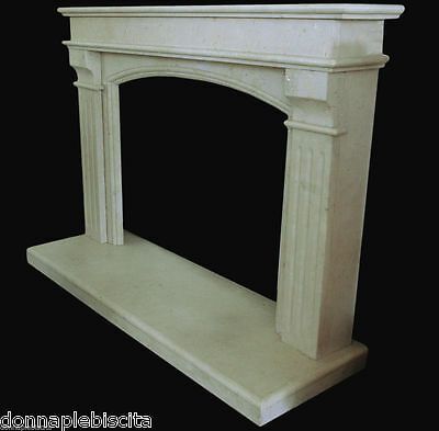 Fireplace Marble Yellow Egypt Natural Stone Marble Fireplace Old Classics Design