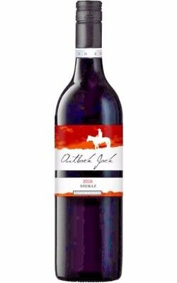 Outback Jack Shiraz South Eastern Australia - Red Wine (12x750ml)