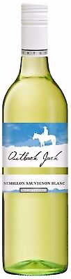 Outback Jack SSB South Eastern Australia - White Wine (12x750ml)