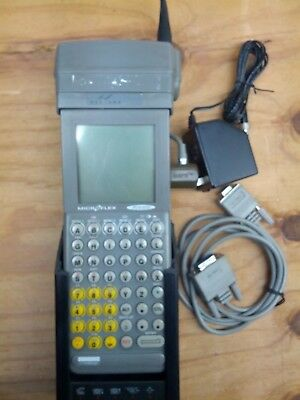 Neptune Microflex PC9300 Data Collector, Charging Station & Charger