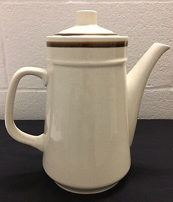 Old Brook Collection Stoneware Japan Coffee Pot / Teapot
