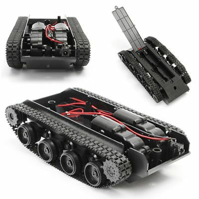 Robot Tank Chassis Light Damping balance Tank Robot Chassis For Arduino SCM  IY
