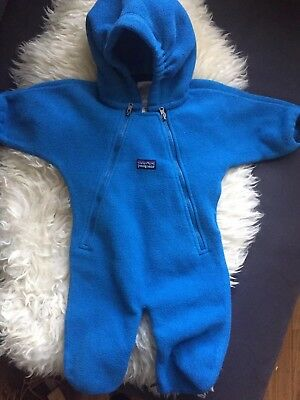 Patagonia Synchilla Fleece Baby Bunting