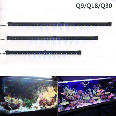NEW Submersible LED Light Bar Lamp  SMD RGB Colour for Aquarium Fish Tank UK