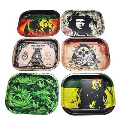 Raw Small Rolling Tray Rolling Papers Pre Rolled Tips Cigarette Holder ONE