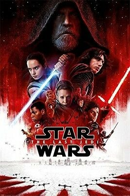 Star Wars: Episode VIII - The Last Jedi:NEW [DVD,2017]-PRE-ORDER SHIPS ON 03-27