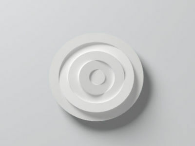 Ceiling Rose - CR5 - Lightweight Resin - Size 55cm