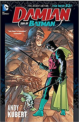 Damian: Son of Batman Deluxe Edition HC, Kubert, Andy, Morrison, Grant, New Book