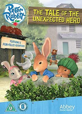 Peter Rabbit: The Tale Of The Unexpected Hero [DVD][Region 2]