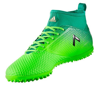 wholesale dealer 2b640 8885e Adidas Hommes FUTSAL CHAUSSURES de foot Ace 17.3 Turf TF FOOTBALL bb5972