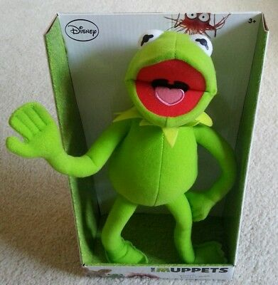 "Kermit the Frog - 12"" Soft, Bendable Figure"