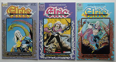 Michael Moorcock Elric The Vanishing Tower 1-6 First Comics 1987 Complete