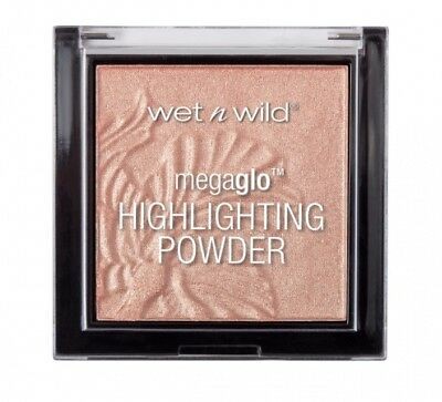 Wet n Wild Highlighting MegaGlo Pressed Powder Makeup 100% New & Authentic