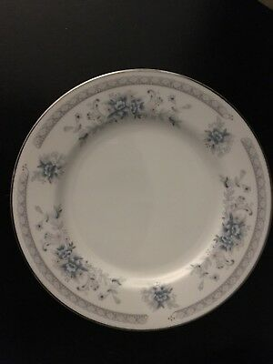 5 Salem Heritage Collection Bridal Boutique Bread and Butter Plates