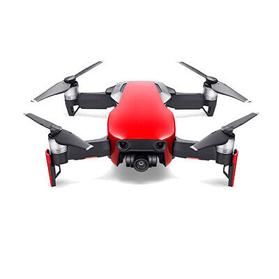 DJI Mavic Air Flame Red ship from EU Mejor