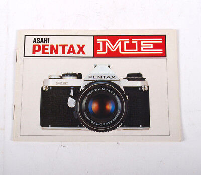 pentax me super manual 438 4 99 picclick uk rh picclick co uk pentax me instruction book pentax me instruction book