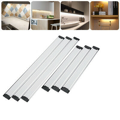 LED Strip Link Light/Switch/Plug/Connector Home Kitchen Cabinet Cupboard Lamp