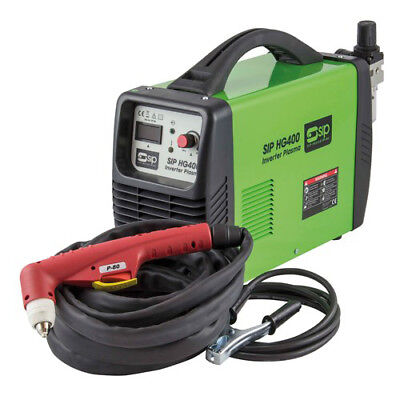 Sip Hg400 Inverter/Plasma Cutter Digital Display 230V (16Amp)  05785