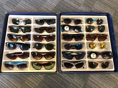Job Lot 24 pairs of assorted sunglasses - Car Boot - Resale - Wholesale - REF058