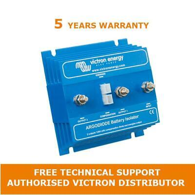 Victron Energy Argodiode Battery Isolator 180-3AC 3 batteries 180A