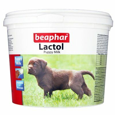 Beaphar Lactol Milk Supplement For Puppies 250g **FREE DELIVERY**