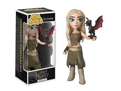 Figurine - Rock Candy - Game of Thrones - Daenerys - Funko