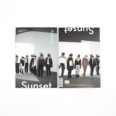 [SEVENTEEN]Special Album-Director's Cut/Sunset Version/Only Photobook
