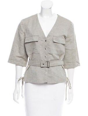 CHLOE Authentic Designer Blazer Size 6