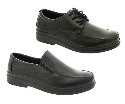 Mens Shoes Lace-Up Slip-On Casual