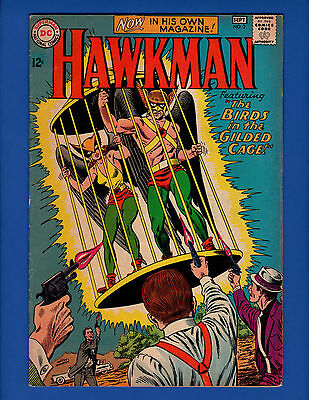 Hawkman #3 (Aug-Sep 1964, DC) F/VF?????