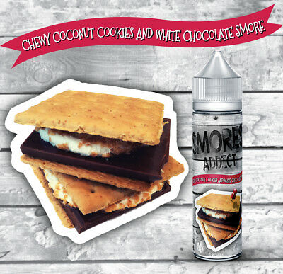 Chewy Coconut Cookie And White Chocolate    50+10Ml  Consegna 48 Ore Gls