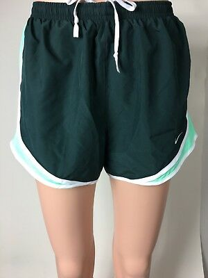 55c77809a27a NEW WOMEN S DRI-FIT Nike Running Shorts in Green Mint Green -  12.99 ...