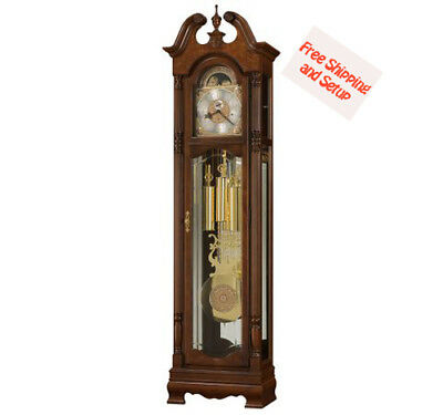 Howard Miller 611-200 Baldwin Grandfather By Clocks By Christopher