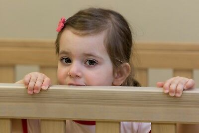 Munch flexi Cot Teething Rail Clear *Free Delivery*