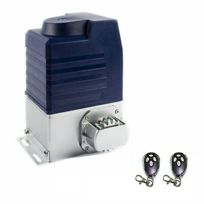 ALEKO AR3350NOR-M Gear Driven Sliding Gate Opener for Gates up to 3300 Pounds