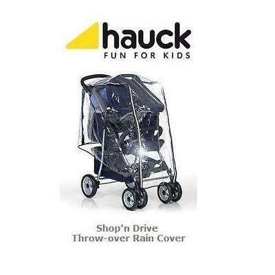 New HAUCK Official Raincover for Shop n Drive Travel system Puschair Buggy Pram