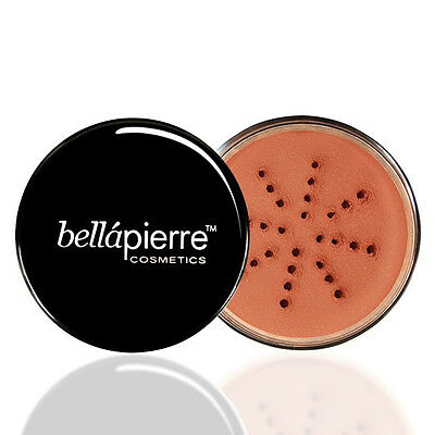 NEW & SEALED BELLAPIERRE LOOSE MINERAL BRONZER 9g PEONY RRP £29.99