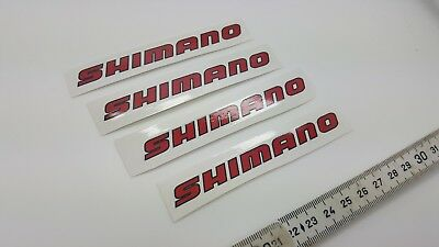 Shimano® Bicycle Bike Aufkleber ¦ Sticker *neu