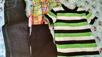Baby Clothes--Lot of 4 items--NEW--tags removed-0-3 & 18 months BOY & GIRL