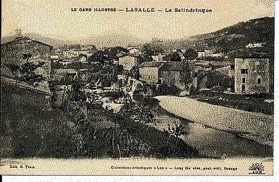 (S-77608) France - 30 - Lasalle Cpa