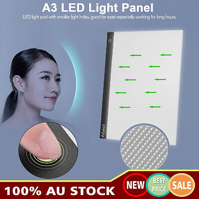 HUION 15-inch A4 LED Light Box Drawing Tracing Board Table Pad USB Cable C1B9