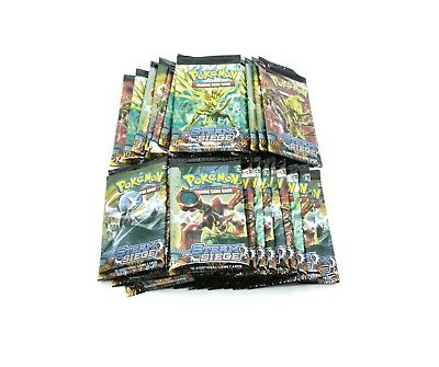 Pokemon Sun & Moon Booster NEW 300pcs Box Variety Packs Cards